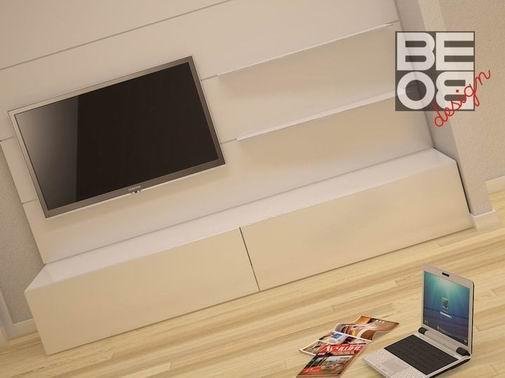 bebo progetto arredo arredamento interni mobili su misura - Mobili Tv Su Misura